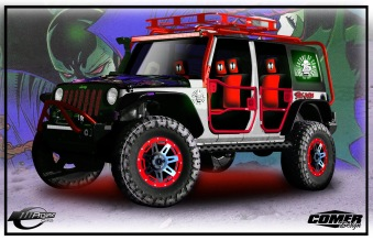 Spawn Jeep red copy